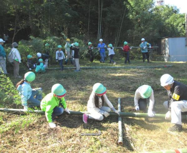 「自然環境教育」授業