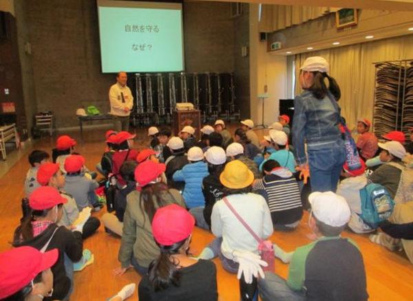 小学校自然環境教育