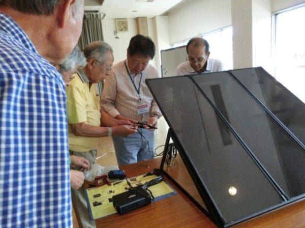 太陽光発電体験セミナー