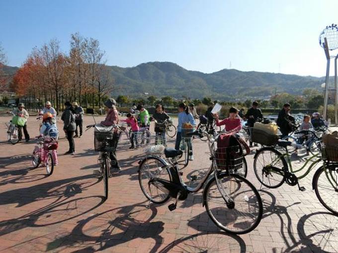 「みかん狩り&市内名所を巡る自転車散歩ポタリングに出かけよう!」